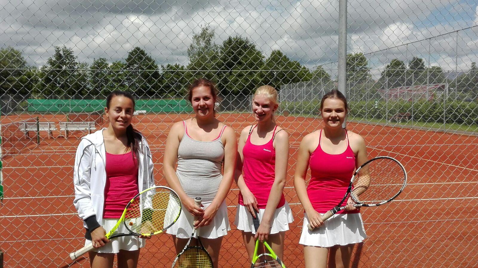 sicherer aufschlag beim tennis