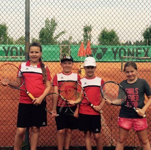Bambini Tennis BC Adelzhausen